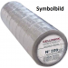 Isolierband 19 mm rot selbstklebend Cellpack PVC, -10 bis + 90 °C
